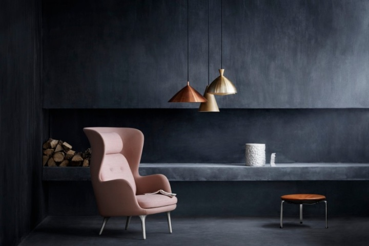 ro chair by jaime hayon for fritz hansen retail design blog. Black Bedroom Furniture Sets. Home Design Ideas