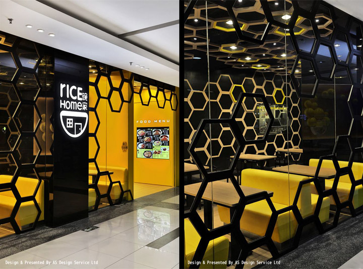 Rice Home Restaurant By As Design Guangzhou China