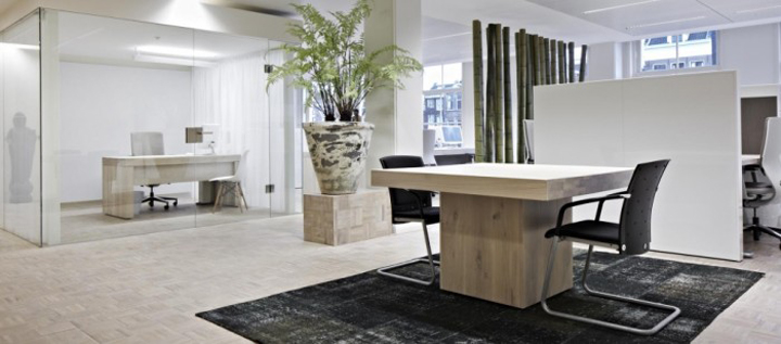 Rituals Cosmetics office by MR Interior Architecture Amsterdam