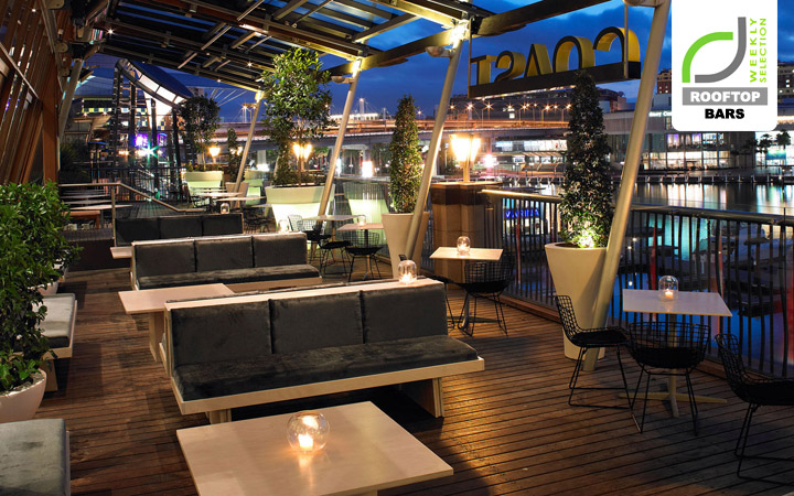 ROOFTOP BARS ROOFTOP BARS  - Luxury Hotels & Resorts Roof Top Bar at Coast Sydney