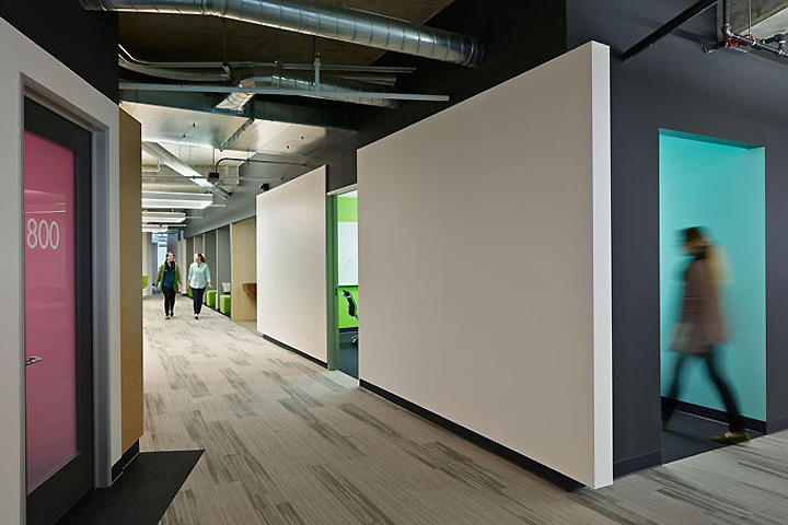Office By Design New Squaretrade Officedesign Blitz San Francisco » Retail Design Blog Review