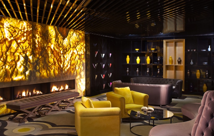 Sura design hotel istanbul retail design blog for Hotel design blog