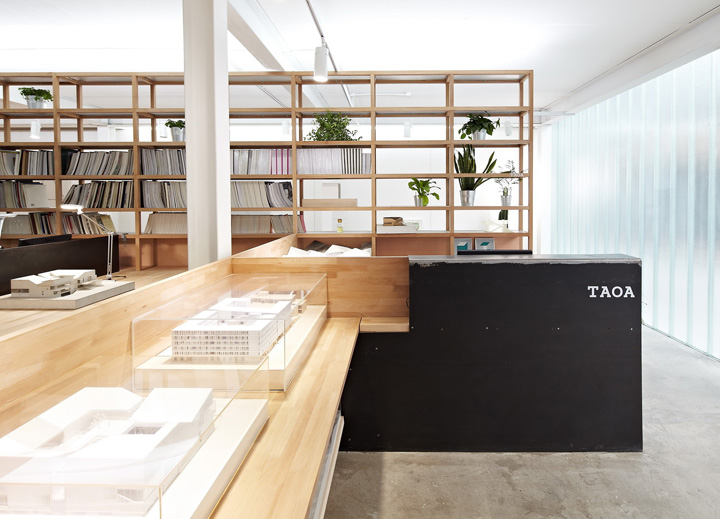 taoa studiotao lei architecture studio, china » retail design blog