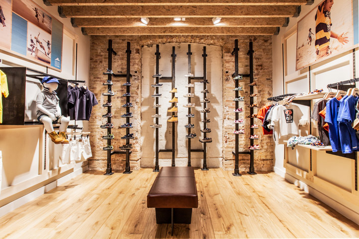 timberland stores london