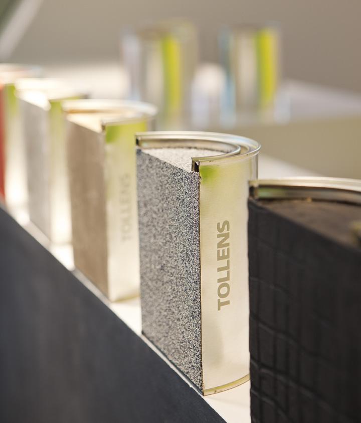 Tollens stand design in casa decor 2013 madrid spain retail design blog - Color design tollens ...