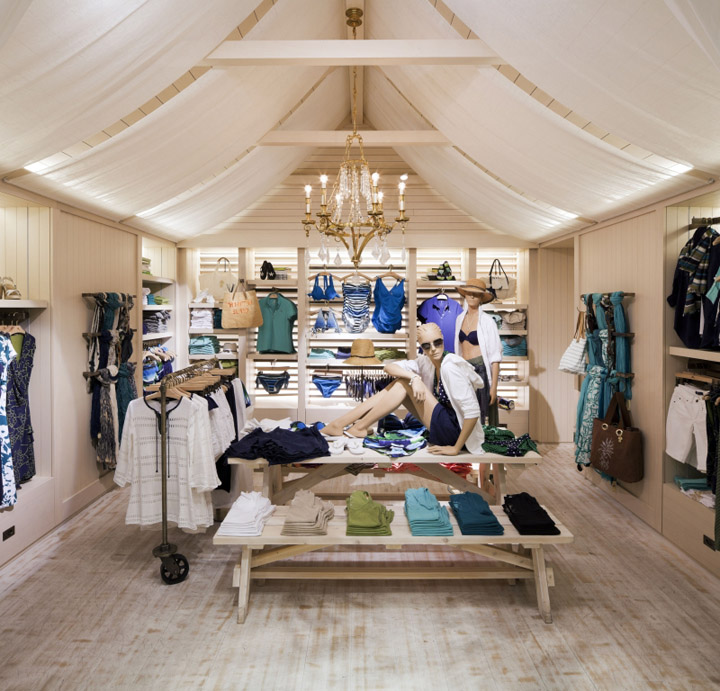 Tommy Bahama Flagship Store New York Retail Design Blog