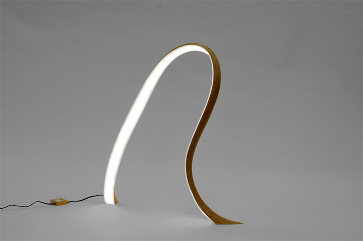 Unique series of lamps by John Procario » Retail Design Blog
