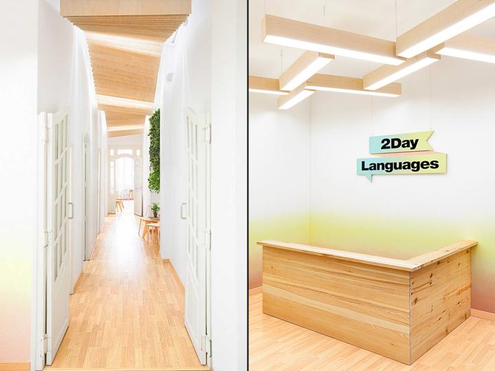 2Day Languages school by Masquespacio Valencia Spain 09 2Day Languages school by Masquespacio, Valencia – Spain