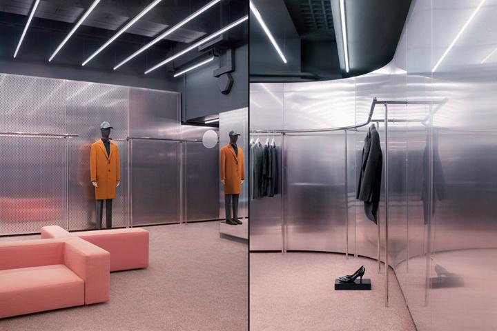 Acne Store London 187 Retail Design Blog