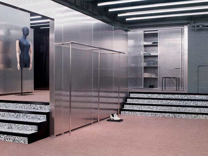 acne retail design blog. Black Bedroom Furniture Sets. Home Design Ideas