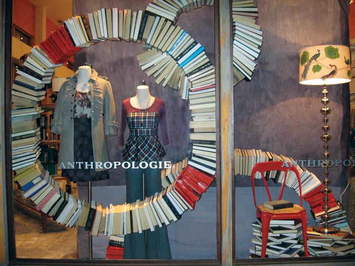 anthropologie book windows. Black Bedroom Furniture Sets. Home Design Ideas