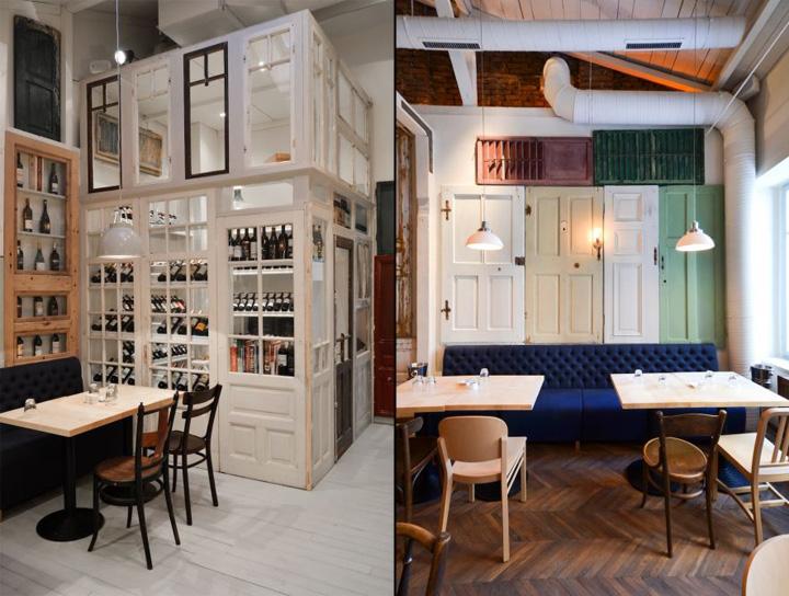 Bon restaurant by corvin cristian vlad vieru bucharest - Bon reduction maison du monde ...