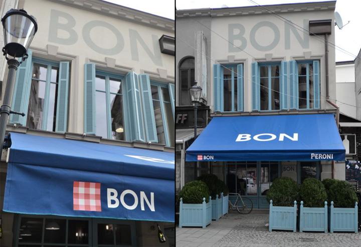 Bon restaurant by Corvin Cristian Vlad Vieru Bucharest Romania 15 Bon restaurant by Corvin Cristian & Vlad Vieru, Bucharest   Romania