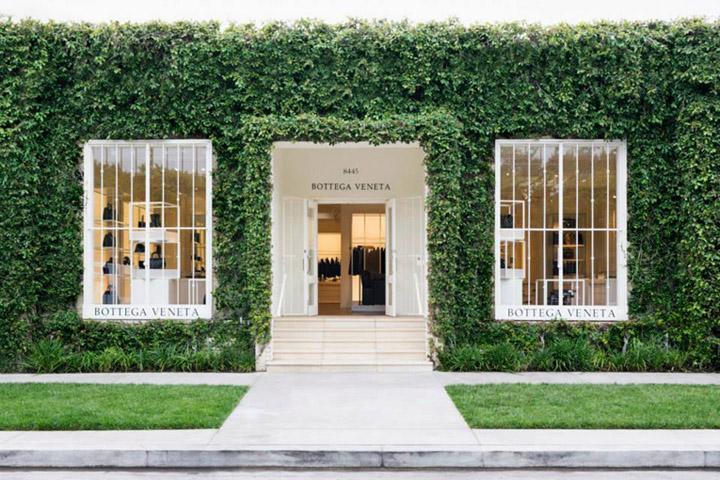 Bottega veneta retail design blog for Villa veneta interior design