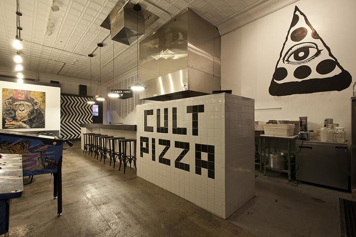 Cvlt Pizza By Nice Grand Rapids Michigan 187 Retail