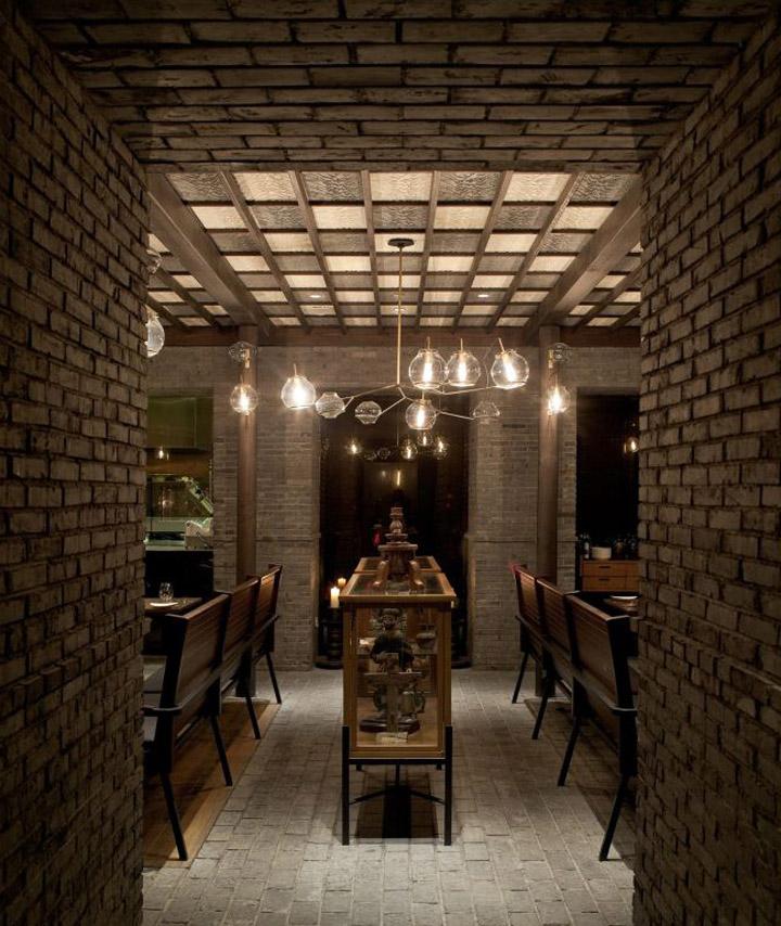 Capo Italian Restaurant By Neri Amp Hu Shanghai 187 Retail