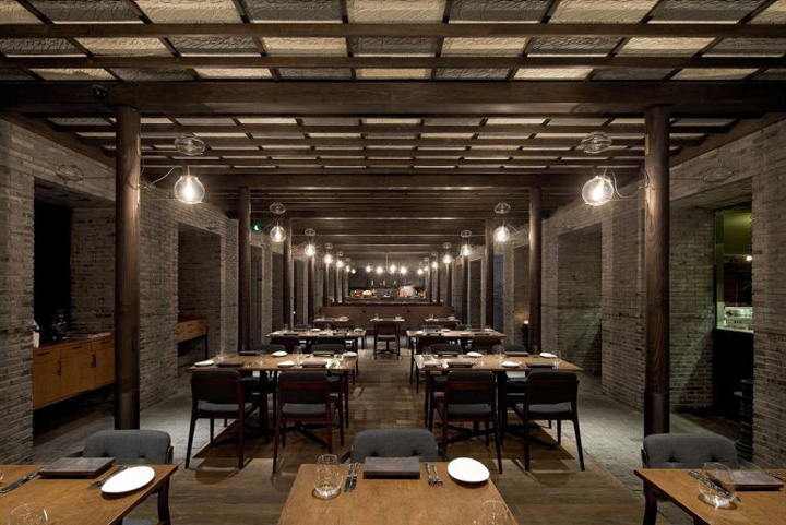 187 Capo Italian Restaurant By Neri Amp Hu Shanghai