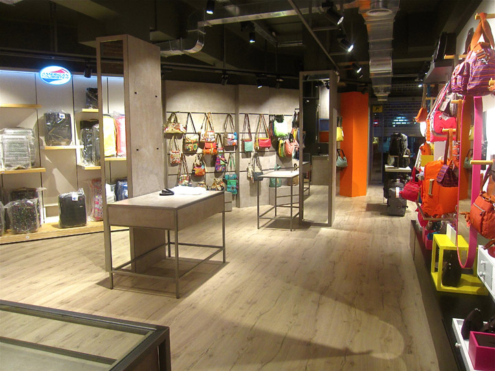 187 Catbag Store By Am Asociados Barcelona Spain