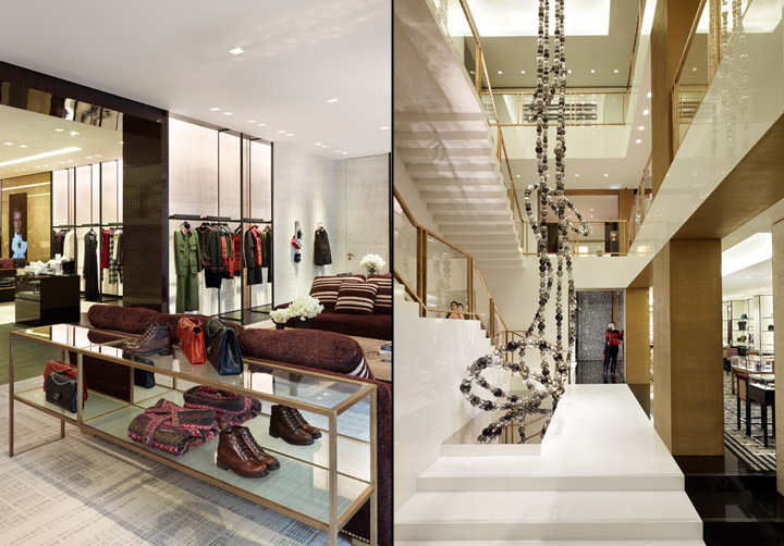 Chanel Flagship Store By Peter Marino London 187 Retail