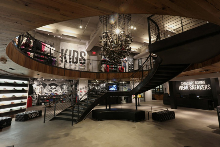 converse flagship store