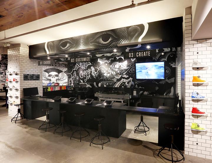 187 Converse Flagship Store By Jennifer Carpenter Architect
