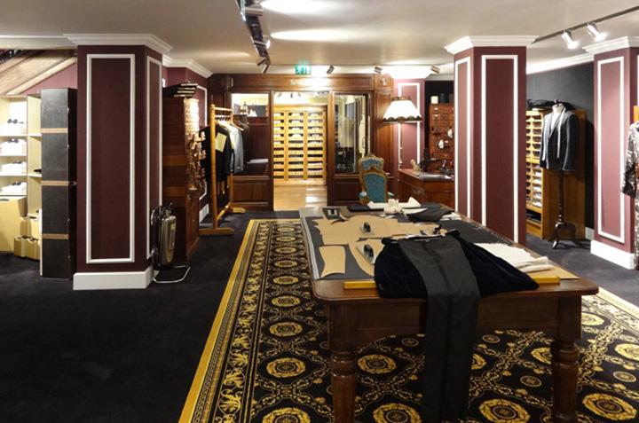 Men's clothing stores london