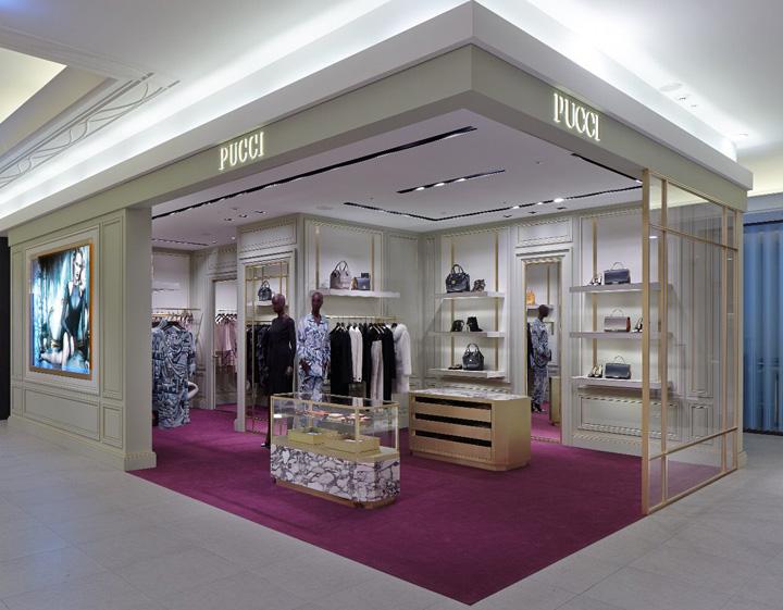 187 Emilio Pucci Boutique At Hankyu Umeda Osaka