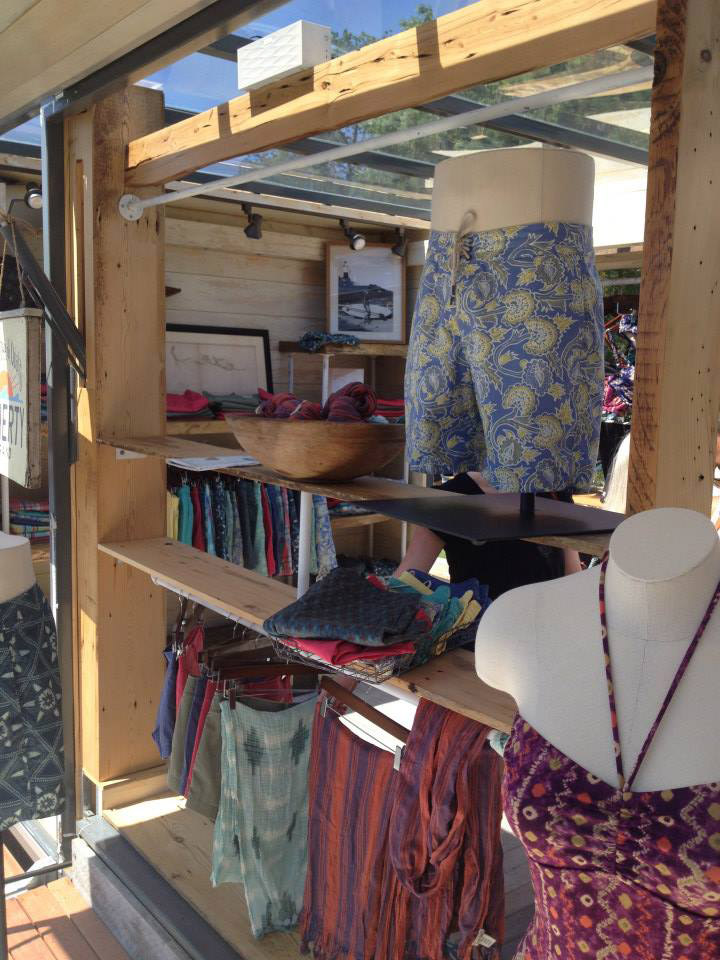 Exhibition Stall Design Ideas : Beach stores faherty mobile pop up store retail design