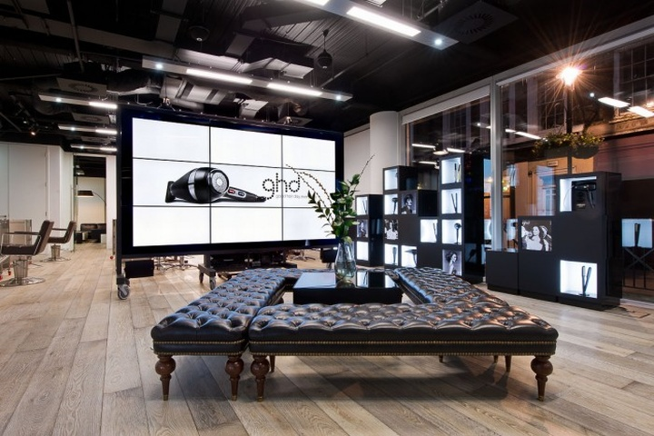 High End Office Design Custom Ghd Headquartersmargolis Office Environments London » Retail . Decorating Design