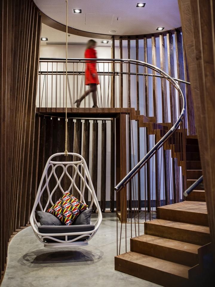 Generator hostel by the design agency barcelona spain for Home design agency barcelona