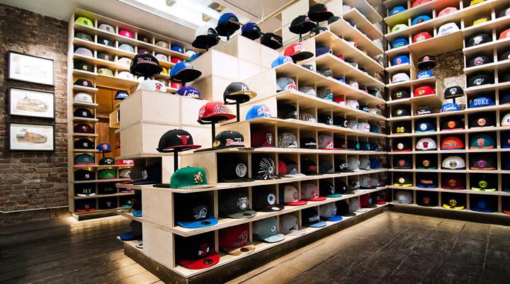 187 Hat Club Soho Shop By Theupstudio New York