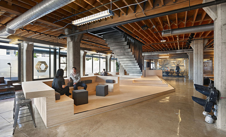 Heavybit Industries Office By Iwamotoscott Architecture