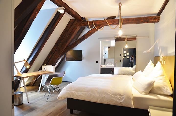 hotel scholl schw bisch hall germany retail design blog. Black Bedroom Furniture Sets. Home Design Ideas