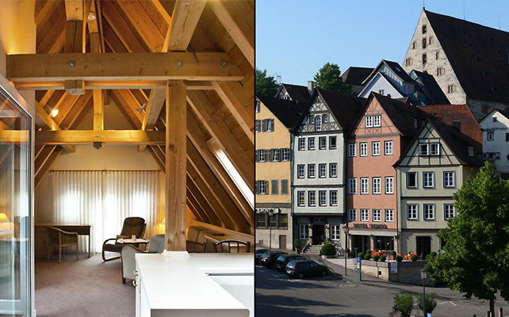 187 Hotel Scholl Schw 228 Bisch Hall Germany