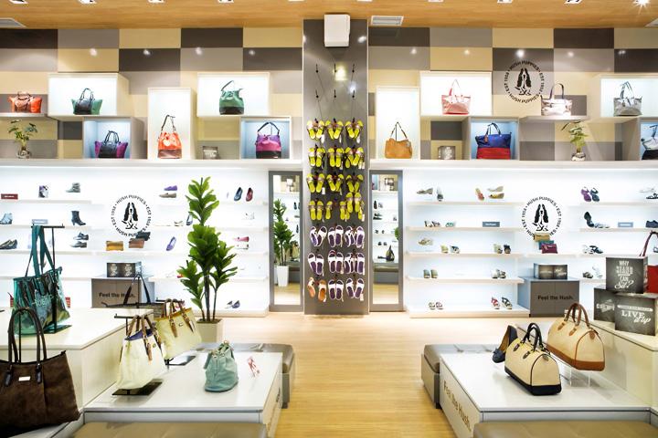 Hush Puppies Store By Acrd Jakarta 187 Retail Design Blog