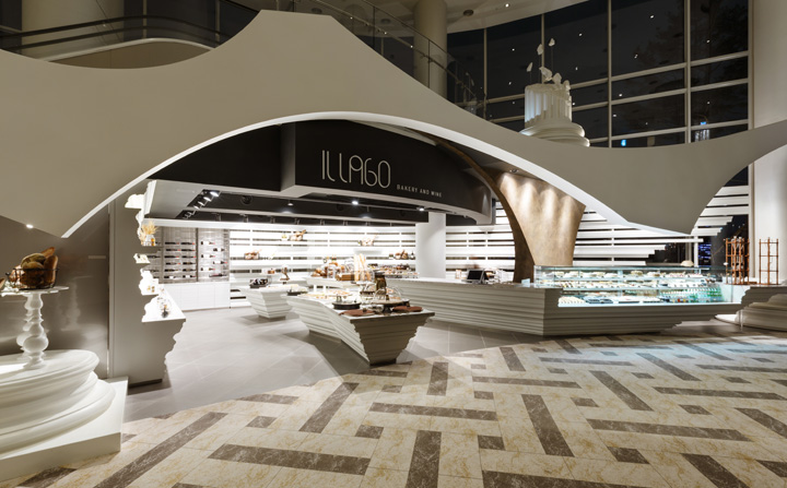 IL LAGO Bakery Wine shop by Design BONO Goyang City South Korea 16 IL LAGO Bakery & Wine shop by Design BONO, Goyang City   South Korea