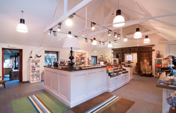 The. Osprey Home store by Jamieson Smith Associates  St Albans   UK
