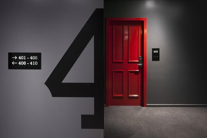 Reception Area 187 Retail Design Blog