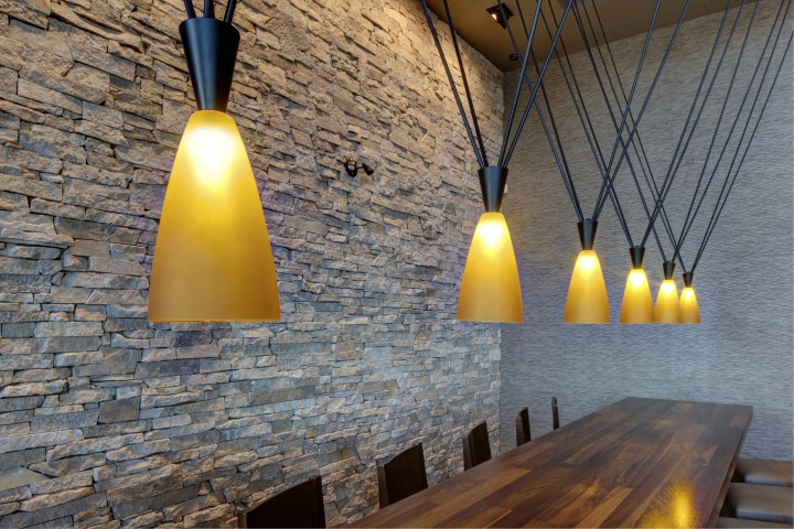 Pf chang restaurant by aria group architects bloom lighting sometimes mozeypictures Choice Image