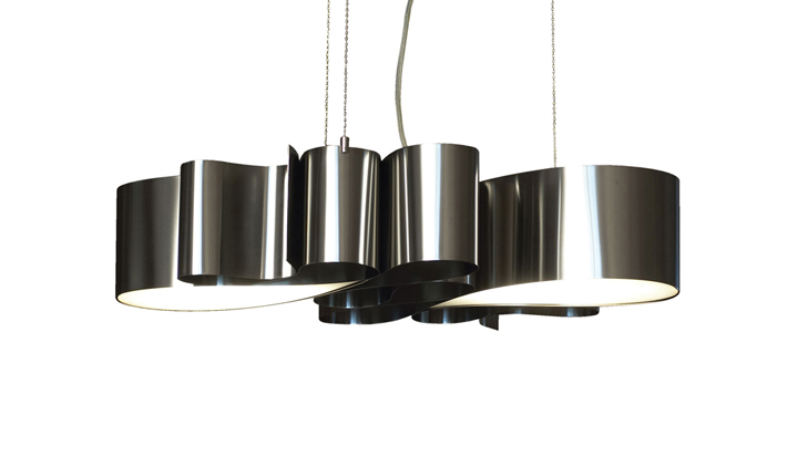 stainless steel lighting fixtures. Paraaf Pendant By Jacco Maris For Global Lighting Stainless Steel Fixtures T