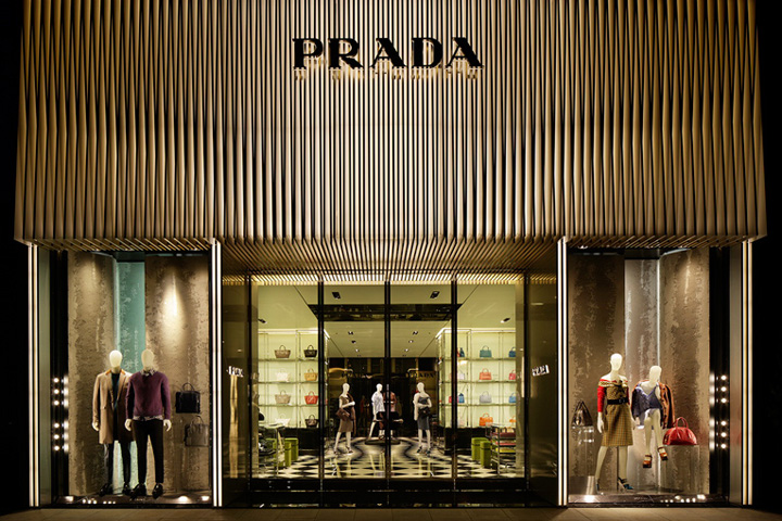 Prada flagship store by Roberto Baciocchi, Osaka – Japan ...