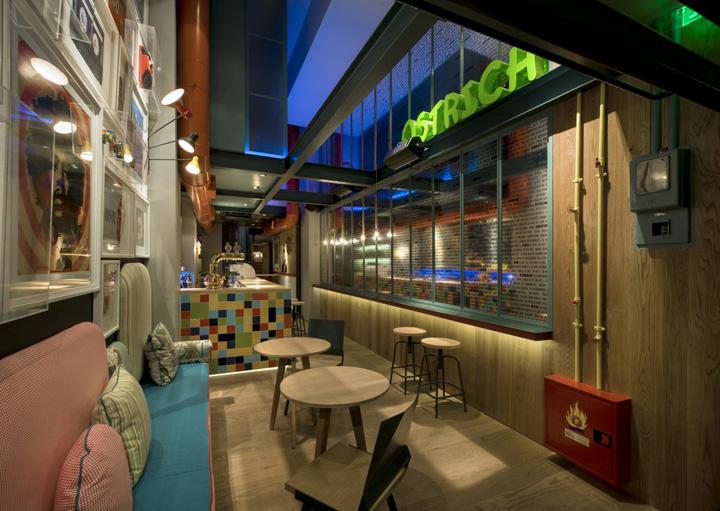 Re cafe and dining bar by minas kosmidis thessaloniki