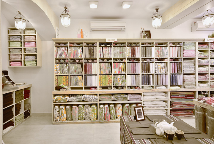 187 Swaas Concept Store By R D And M Architects