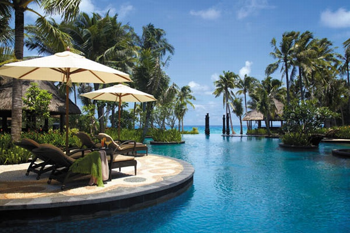 Shangri Las Boracay Resort And Spa Philippines Retail Design Blog