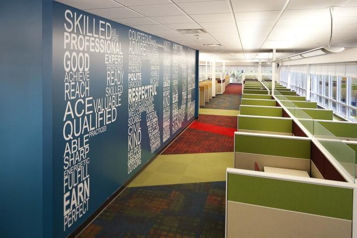 187 Sykes Enterprises Call Center By Gresham Smith And Partners Lakeland Florida