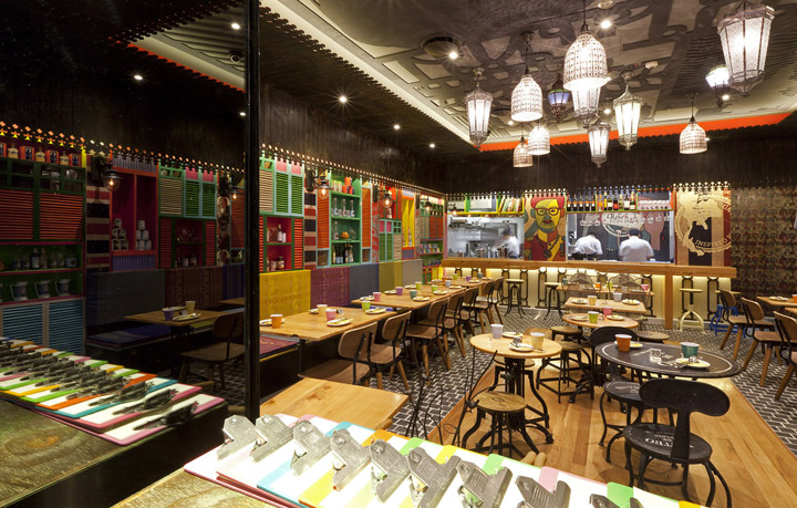 Tanoon mai restaurant by vie studio chatswood australia