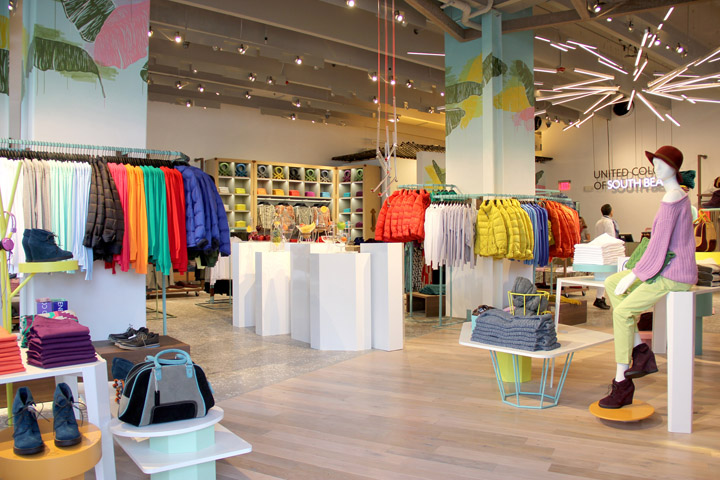 u00bb beach stores  united colors of benetton flagship store  miami  u2013 florida