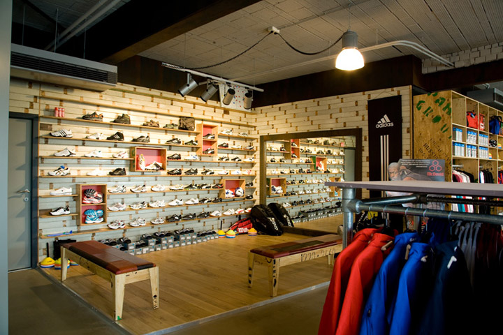 187 Vincent Borgmans Sportselect Store By Tribe Arendonk