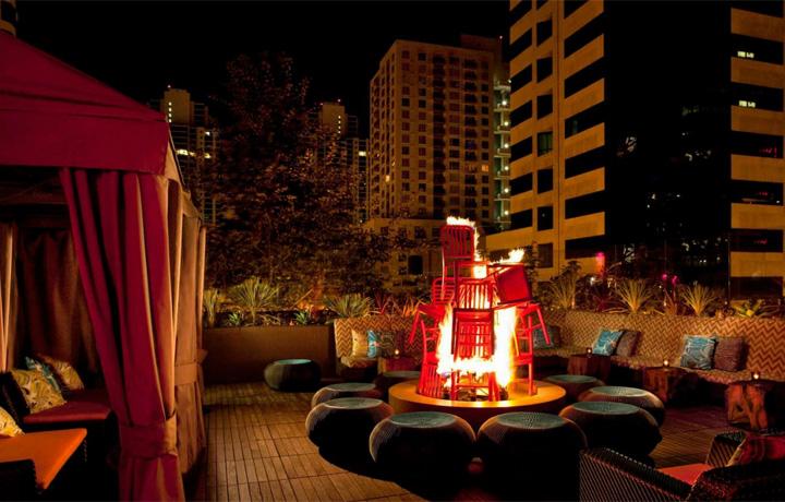 W hotel by mr important design san diego california for W hotel design