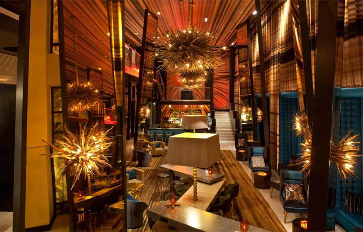 W hotel by mr important design san diego california - San diego interior design center ...